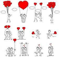 imagenes de amor con muñecos animados dibujos de amor imágenes de amor bonitas para colorear o dibujar