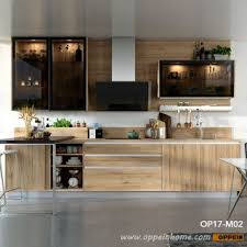 Oppein Home Latest Modern Kitchens Designs Traditional Style - Standard kitchen cabinet