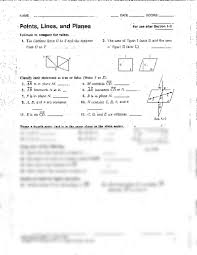 Glencoe Geometry Worksheets 14 Best Images Of Chapter 1 Geometry Worksheets T Shirts