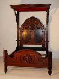 Victorian Furniture Bedroom by 75 Best Beds Images On Pinterest Antique Furniture Victorian