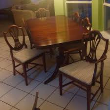 Used Dining Room Furniture For Sale Find More Antique Mahogany Dining Table With Sleeve Includes 6