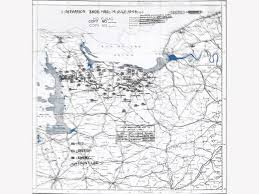 Normandy France Map D Day And The Normandy Campaign Daily Situation Maps Youtube