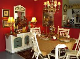 Red Dining Room Ideas Interior Inspiring Country Style Interior Dining Room Decoration