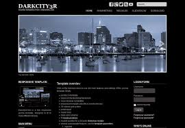free website templates for android apps darkcity3r website templates tamplates