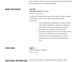 military resume templates army military resume in word 6 sample