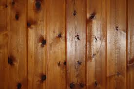 Wall Paneling by Knotty Pine Wood Wall Paneling Texture Picture Free Photograph