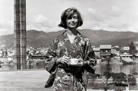 Hiroshima Mon Amour - see the haunting photos emmanuelle riva took while filming