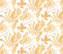 golden balls large white background ornate swirly butterflies