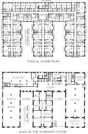 Typical Hotel Room Floor Plan Living Downtown