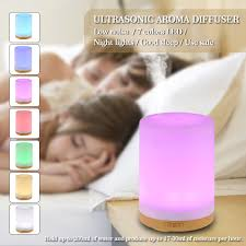 anself 200ml cool mist humidifier 7 colors led light for home anself 200ml cool mist humidifier 7 colors led light for home office bedroom spa yoga eu plug