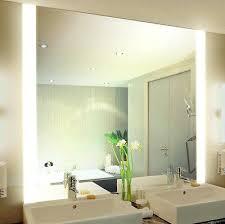 spiegel fã r flur einfacher spiegel ohne rahmen gestaltungsideen flur runder spiegel