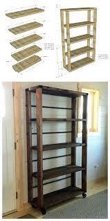 building bookshelves cottage shelves wardrobe ikea build book