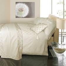 cassandra duvet cover set ivory beige ebay