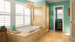 tile designs for bathroom walls 7 beach inspired bathroom decorating ideas southern living