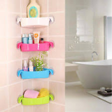 Bathroom Storage Rack by Plastic Bath Caddies U0026 Bathroom Storage Equipment Ebay