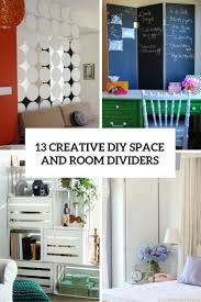 room dividers 13 creative diy room and space dividers shelterness