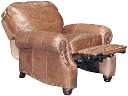 Recliner Chair Barcalounger Longhorn Ii Leather Recliner Chair Leather Recliner