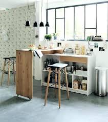 table cuisine design table de cuisine avec rangement 13 blanche ilot central 2 lzzy co