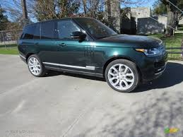 matte range rover 2017 2017 aintree green metallic land rover range rover supercharged