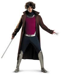 Marvel Halloween Costumes Adults Men Gambit Movie Halloween Costume Movie Costumes