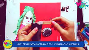 teachers day gift ideas for kids easy paper doll bring me art