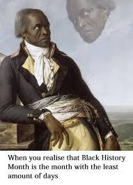 Black History Meme - black history lesson