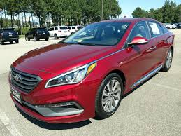 pre owned sonata hyundai pre owned 2015 hyundai sonata limited w pzev sedan in richmond