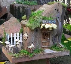 gartenideen zum selber machen gartenideen für kleine gärten deko mit zauberwald thema