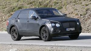 bentley sport 2016 2016 bentley suv to cost more than 130 000 gbp