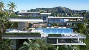 Interior Exterior Design Interior Exclusive Modern Mansion With Classy Room Architecture