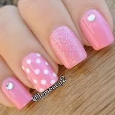 37 beautiful pink glitter nail art ideas nail design ideaz
