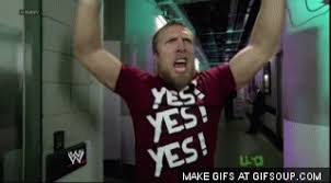 Yes Yes Yes Meme - daniel bryan yes yes yes gif