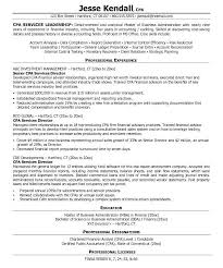Senior Accountant Resume Sample by Attractive Inspiration Cpa Resume 6 Cpa Mba Resume Sample Ahoy