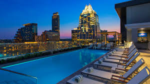 rooftop pool westin downtown