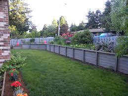 1000 images about retaining mesmerizing backyard retaining wall