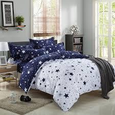 Duvet Cover Stars Duvet Cover Pillow Case Quilt Cover Bed Set Single Double King