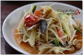 blogue de cuisine bloggang com de alisa ส มตำ ก ามป