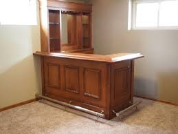 Small Basement Bar Ideas Small Basement Bar Instead Of Mirror And Shelves That Will Be The