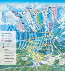 Map Of Colorado Ski Resorts by Kicking Horse Bc Skiing Pinterest Ski Canada Trail Maps And