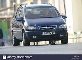 opel van car opel zafira 1 8 executive model year 2003 dark blue van