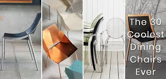 the 30 coolest dining chairs for your kitchen ever modern digs llc