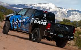 prerunner dodge truck mopar ram runner pricing package details revealed