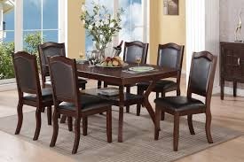 brown wood dining table steal a sofa furniture outlet los angeles ca brown wood dining table
