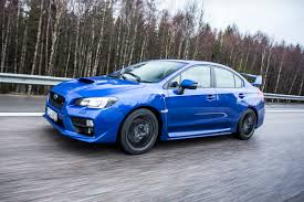 2017 subaru impreza sedan blue subaru wrx sti review specs and prices evo