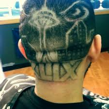 seattle barbers that do seahawk haircuts bowl haircut on instagram