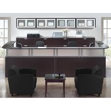 Reception Station Desk Borders Reception
