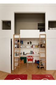manque de place le lit mezzanine lofts shelves and bedrooms