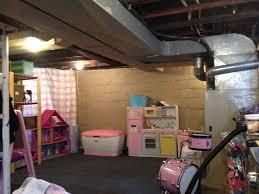 decorating basement refinishing unfinished basement ideas how