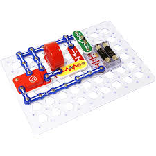 snap circuits lights electronics discovery kit snap circuits jr build 100 electronic projects kit educational