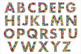 alphabet letters list letter idea 2018